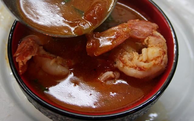 Sopa Thai de Langostinos 108