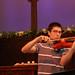 Praise Band in rehearsal