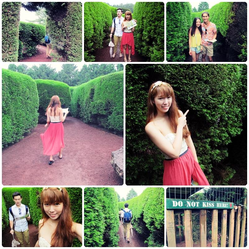 3 Gimnyeong Maze Park