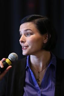 President Kelly Charpentier-Berg
