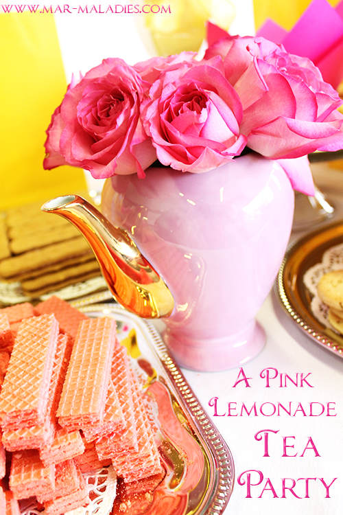 Pink Lemonade Tea Party