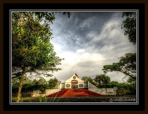 Makam Jambansari Ciamis by Karidah Nan Indah