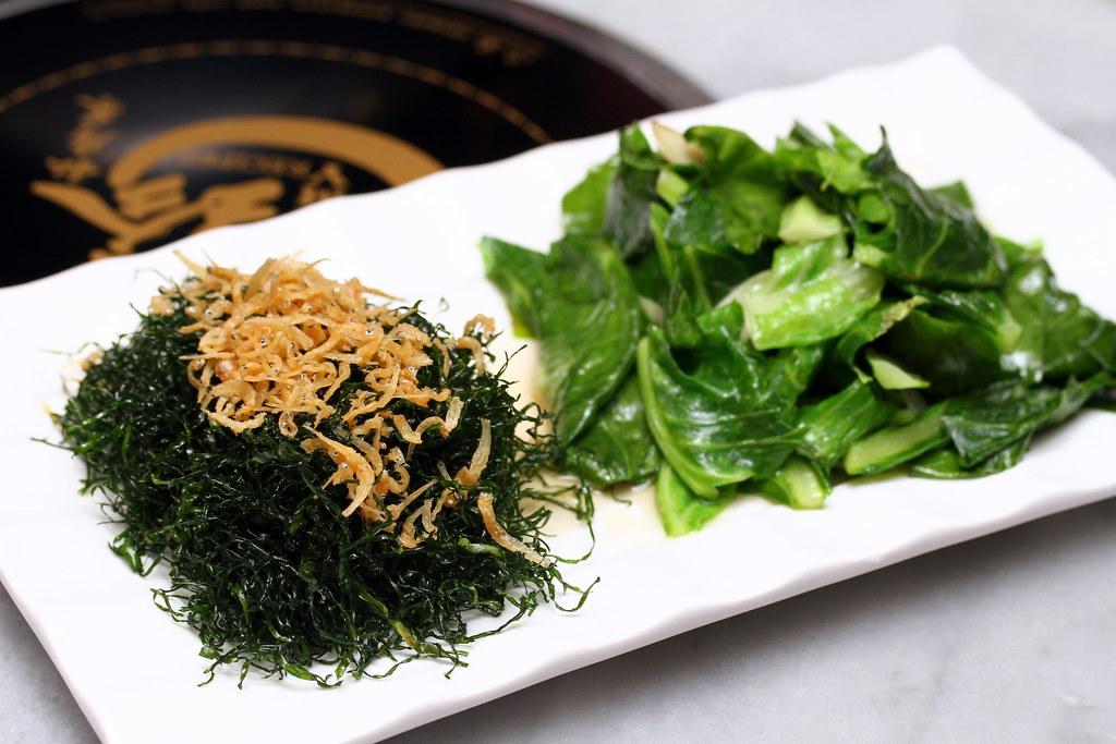 Yummy Recipes: Double Prosperity Baby Kai Lan