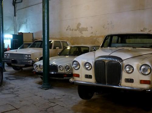 Daimler 1980 - Depósito del Automóvil, La Habana, Cuba