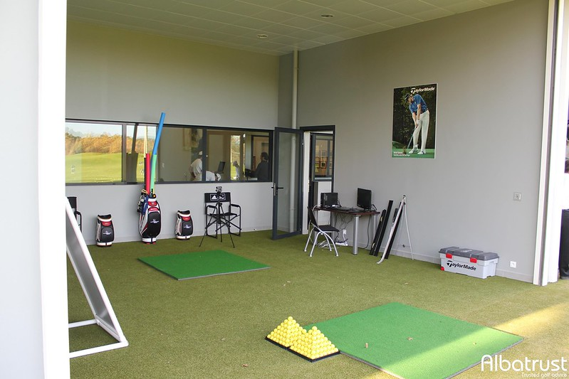 photo du golf Terre Blanche Golf Club - Practice - Putting green
