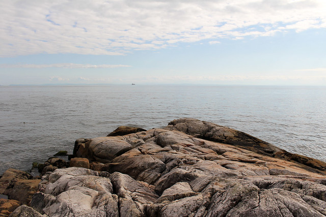 West Vancouver Lighthouse Park Rocks