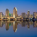San Diego skyline - Photoshopped :-) by jason_frye