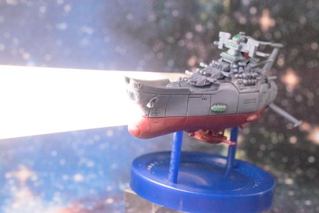 レビュー一番くじ宇宙戦艦ヤマト2199 ディー・フリート・リミックス「ヤマト」