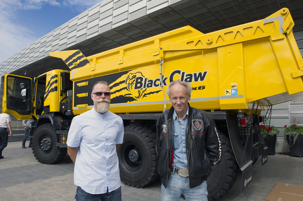 Scania Black Claw