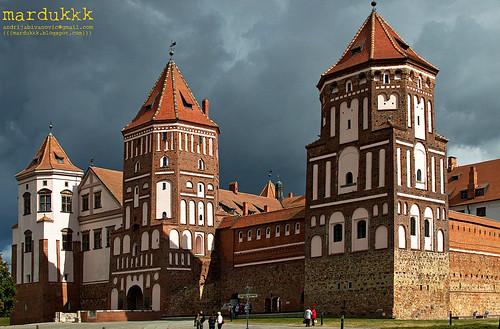 Zamak Mirski / Mirski Castle