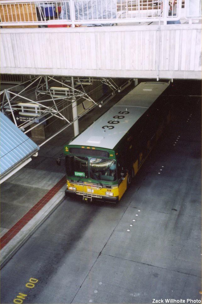 2003 New Flyer D40LF #3685