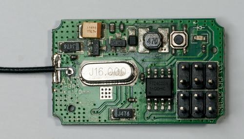 2.4 GHz receiver antenna repair 8463742153_8f83037064