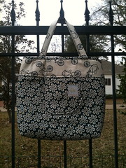 Lucy's Crabshack Bag