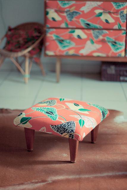 restauration meuble vintage