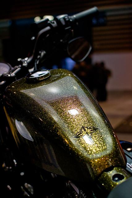 Harley Denim Paint Colors