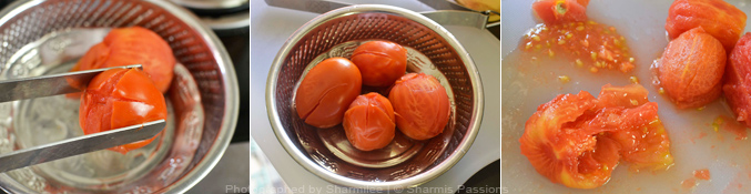 How to make tomato puree at home - Step3