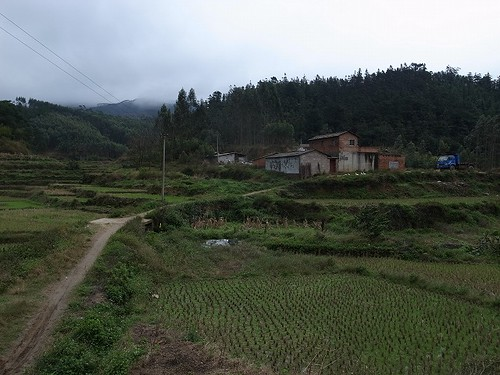 田舎の風景