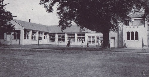 c1958. St Louis School at Bury St Edmonds, England