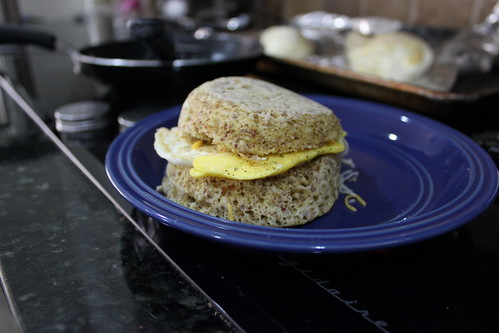 No Grain English Muffin