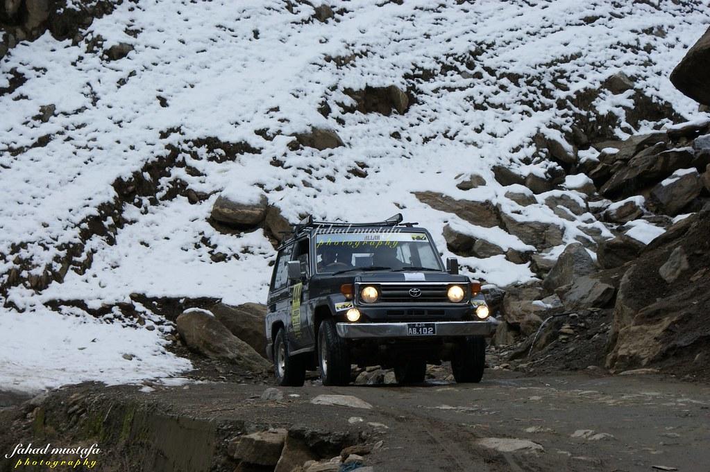 Muzaffarabad Jeep Club Neelum Snow Cross - 8471931094 5a0cc5abc4 b