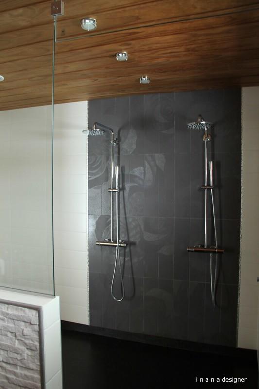 Kylpyhuone Kaakelit