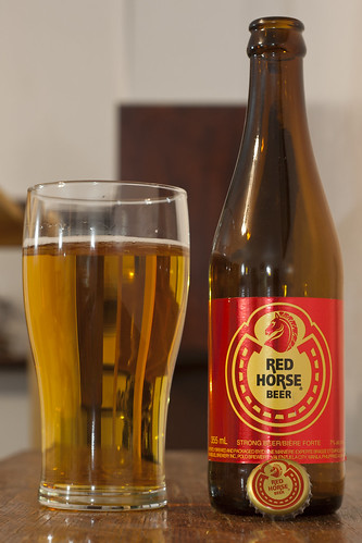 Review: Red Horse Beer by Cody La Bière