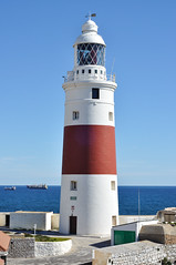 Trinity Lighthouse at Europa Point
