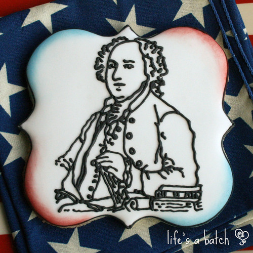 John Adams Cookie.