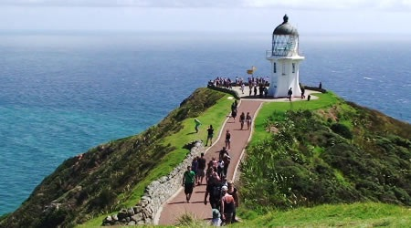 Cape Reinga by Alex