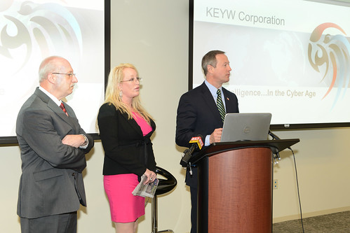 Governor O'Malley at KEYW