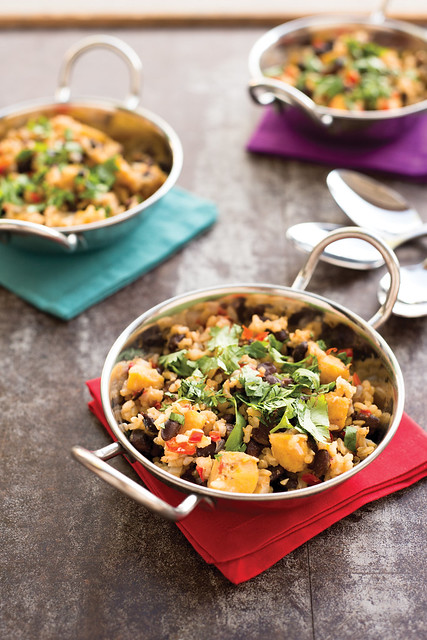 Cuban Pilaf Bowl from Virgin Vegan: Everyday Recipes
