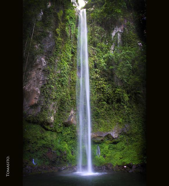 Katibawasan Waterfalls, Camiguin Island, Philippines