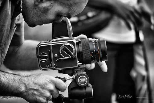 Meet Filip and his Hasselblad by Rey Cuba