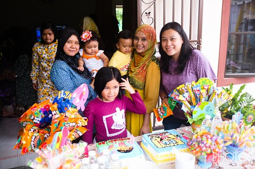 Ilyas's 1st Birthday 2013