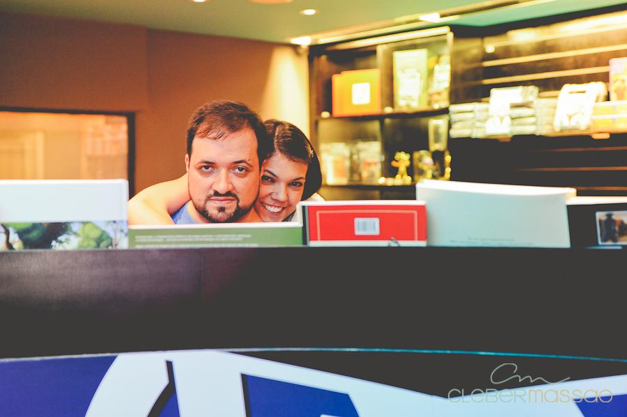 Ana e Fabio E-session na Loja Geek Alameda Santos (25 de 38)