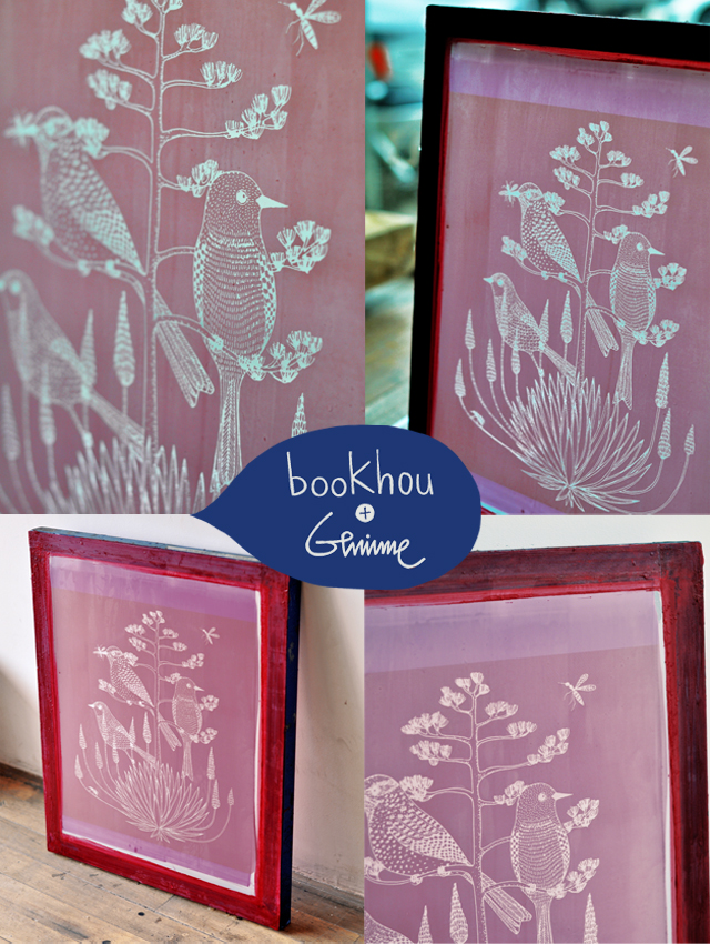 Bookhou+Geninne Collaboration