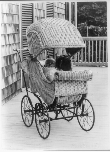 LC-USZ62-26741 Baby Carriage 1912