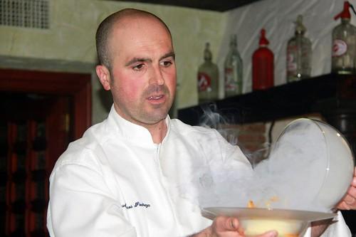 Cena Ruta del Veleta. Bloggers Gastrotur 13 www.cocinandoentreolivos (12)