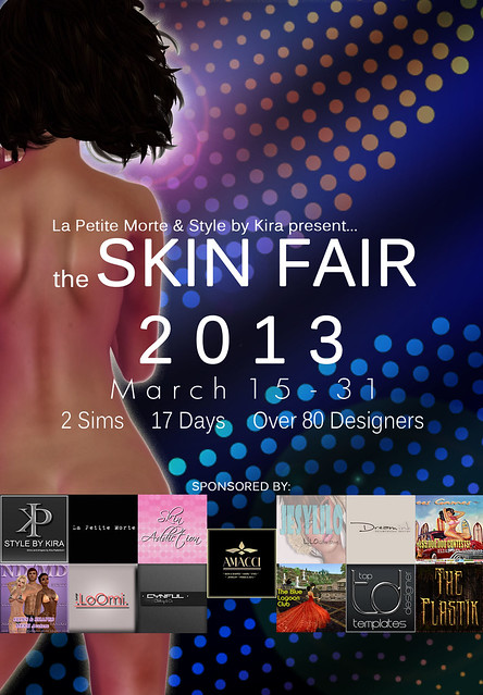 Skin Fair Official Poster 2013 - Skin copy