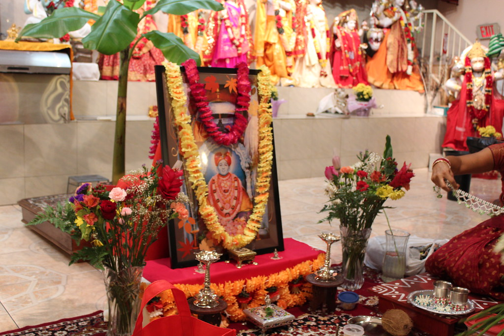 Photo of Shree Gajanan Maharaj pragat din sohala