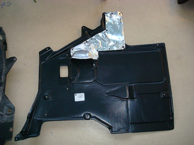 Under Tray Part Numbers E39 1996 2004 Bmw 5 Series