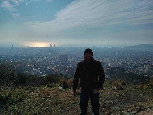 Robert Nyman - Park Güell - Barcelona, February 2013