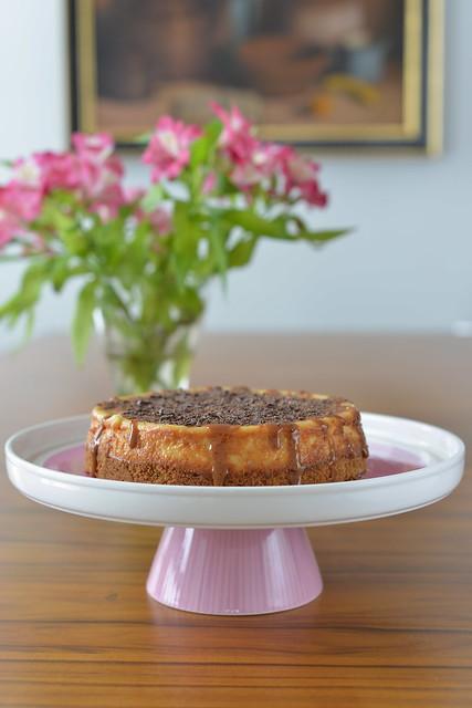 banoffe cheesecake