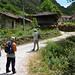 Naturetrek group in a small Cantabrian village (Byron Palacios)