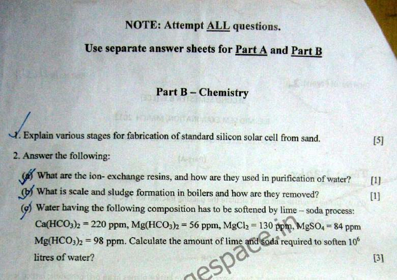NSIT Question Papers 2012 – 2 Semester - Mid Sem - ECE-115