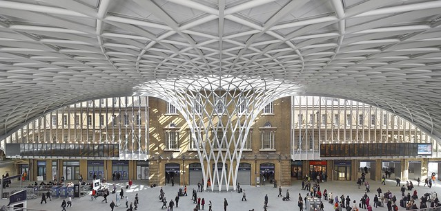 King's Cross Station, London, UNITED KINGDOM