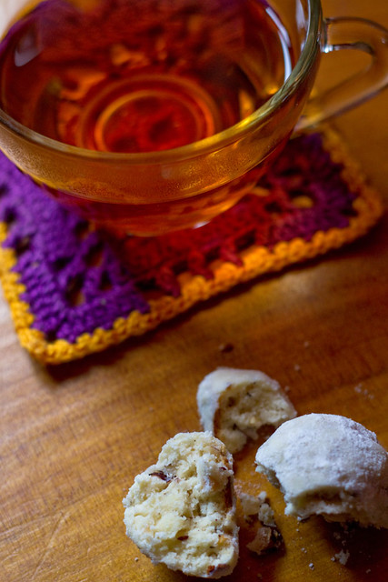 Russian Tea Cake by Yuri Hayashi, on Flickr
