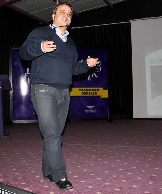 'Değişen İhtiyaçlar Yenilenen Meslekler' seminerleri Bursa'da gerçekleştirildi
