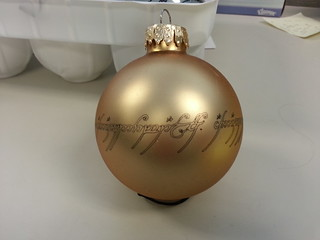 One Ring Ornament