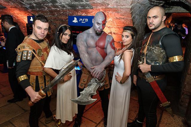 God of War : Ascension - Soirée de lancement 4